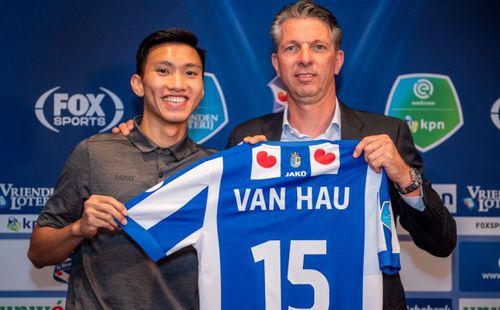 Báo Hà Lan: Trả lương quá cao cho Đoàn Văn Hậu, Heerenveen đang