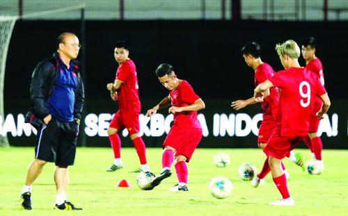 HLV Park chuẩn bị cho trận gặp Malaysia ra sao?