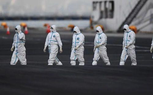 Nhật Bản tuyên bố không hoãn Olympic