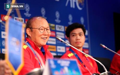 VFF báo tin vui cho thầy trò HLV Park Hang-seo khi tìm ra tên tuổi chất lượng thay Iraq