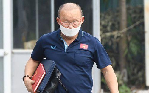 HLV Park Hang-seo họp bàn cùng VFF, nhận lệnh quan trọng trước ngày tái đấu Malaysia