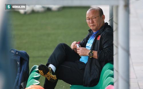 HLV Park Hang-seo nhẹ lòng nhưng trước mắt ông là một năm 2020 đầy rủi ro