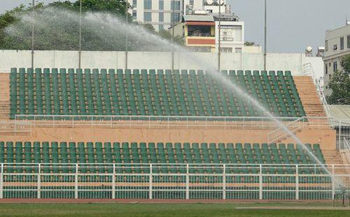 CLB TP.HCM và Hà Nội FC không thể tập làm quen sân Thống Nhất trước trận Siêu Cúp QG 2020