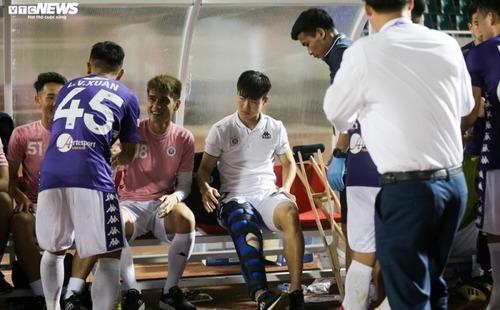 8 ngôi sao thế hệ vàng U23 Việt Nam 'rủ nhau' chấn thương dây chằng