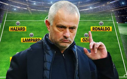 11 học trò xuất sắc nhất của Mourinho: Không có cầu thủ Man Utd
