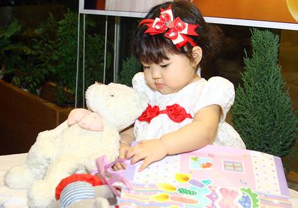 Lễ thôi nôi ấm cúng của con gái HH Trần Thị Quỳnh 5