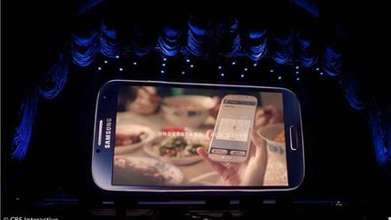 Siêu phẩm Samsung Galaxy S4 chính thức ra mắt 4