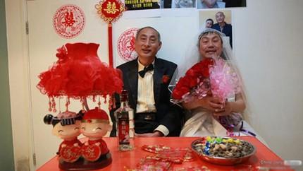 """3 đám cưới đồng tính gây """"náo loạn"""" Trung Quốc 1"""