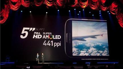 Siêu phẩm Samsung Galaxy S4 chính thức ra mắt 2