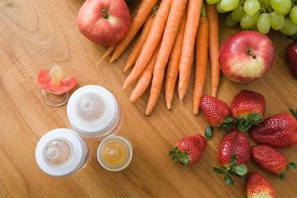 Những vitamin giúp bé tăng cường hệ miễn dịch 1