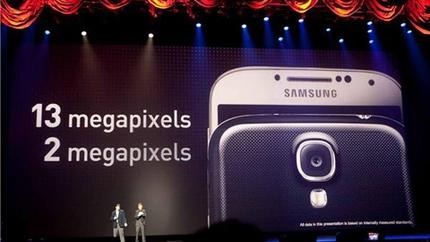 Siêu phẩm Samsung Galaxy S4 chính thức ra mắt 3
