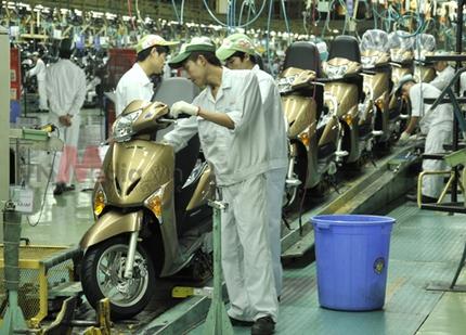 Bí ẩn về mẫu xe ga sắp ra mắt của Honda Việt Nam 1