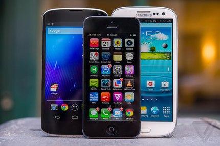 Hàng loạt Smartphone cao cấp ồ ạt giảm giá 1