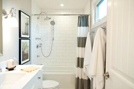 Phong thủy phòng tắm hiện đại 2
