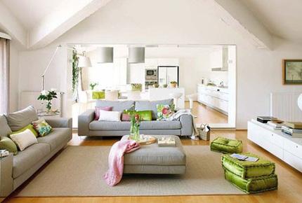 Bài trí nội thất tiện nghi cho nhà 32 m²  3