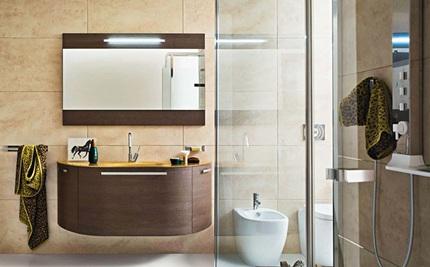 Phong thủy phòng tắm hiện đại 1