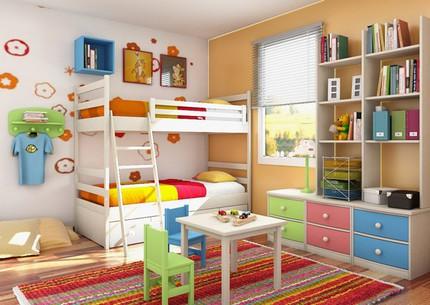 Bài trí nội thất tiện nghi cho nhà 32 m²  8
