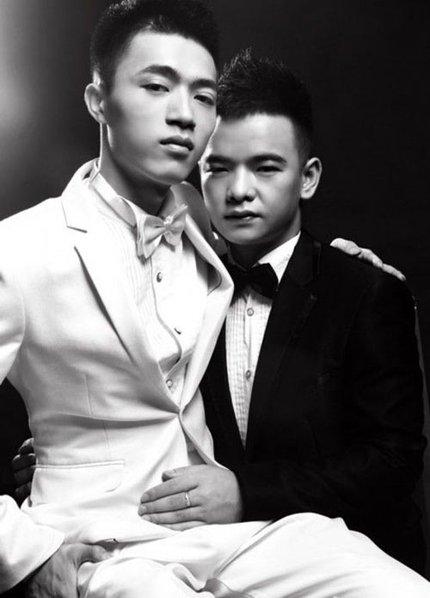 """3 đám cưới đồng tính gây """"náo loạn"""" Trung Quốc 19"""