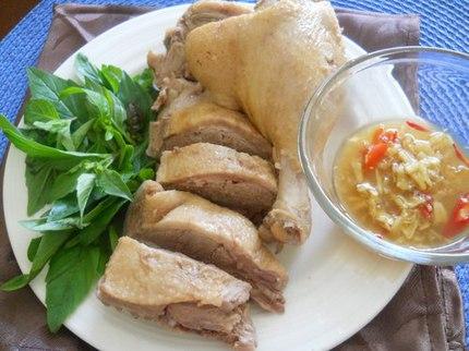 Những món ăn bổ dưỡng từ thịt vịt 1