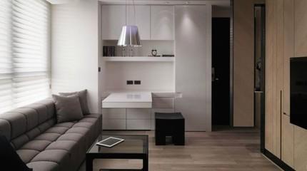 Bài trí nội thất tiện nghi cho căn hộ 21 m² 1