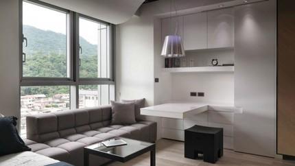 Bài trí nội thất tiện nghi cho căn hộ 21 m² 2
