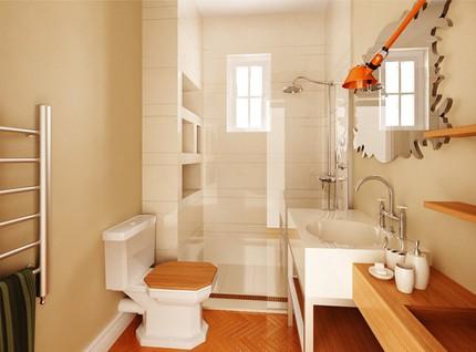 Bài trí nội thất tiện nghi cho nhà 32 m²  9