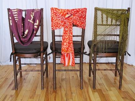 Biến khăn quàng cũ thành đồ trang trí đẹp 11