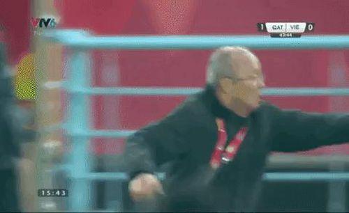 Trọng tài từng khiến HLV Park Hang-seo phẫn nộ bắt chính trận Việt Nam vs Iran