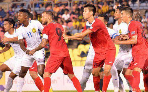 Đối thủ lớn nhất của Việt Nam tại vòng bảng AFF Cup 2018 thua 3 trong 7 trận gần nhất
