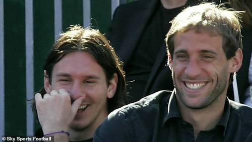 Đồng đội cũ tiết lộ thói quen xấu của Messi khi còn trẻ